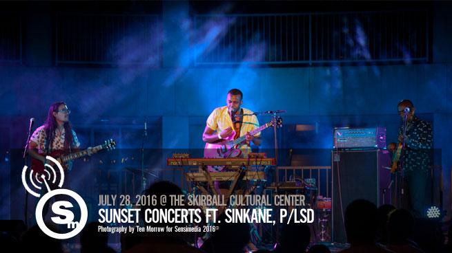 Sinkane @ The Skirball Cultural Center