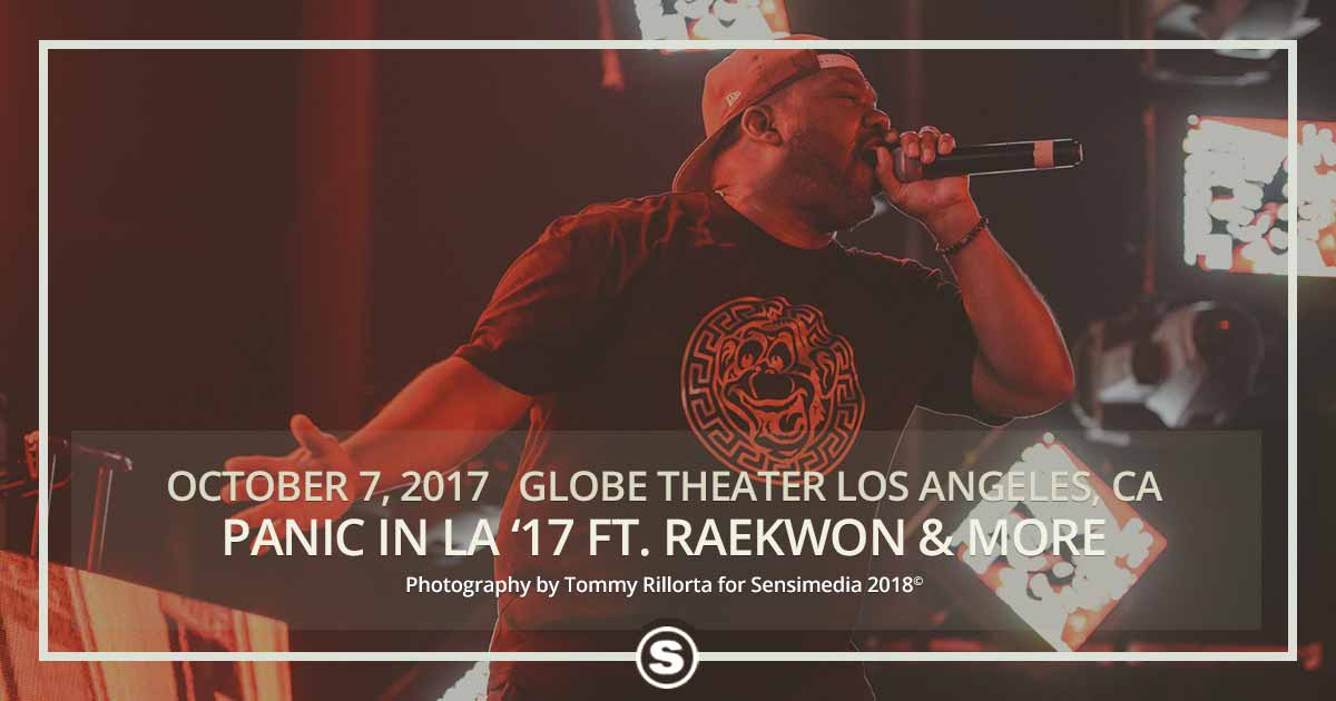 Panic In LA ft. Raekwon