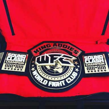 King Addies Debuts Highly Anticipated World Fight Club