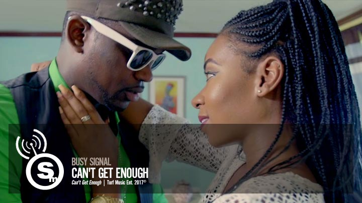 Busy Signal - Can't Get Enough