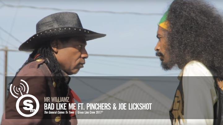 Mr Williamz - Bad Like Me ft. Pinchers & Joe Lickshot