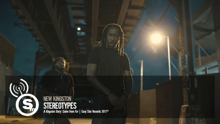 New Kingston - Stereotypes