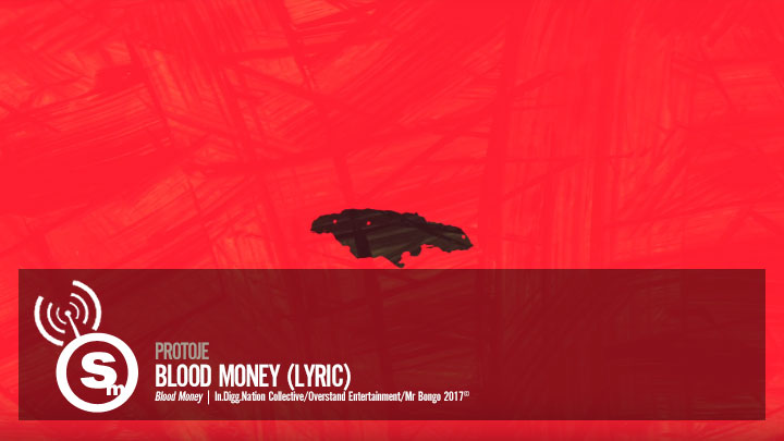 Protoje - Blood Money (Lyric)