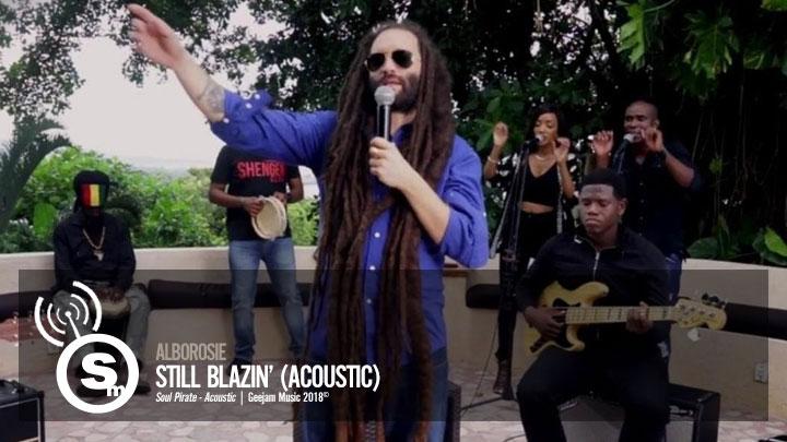 Alborosie - Still Blazin' (Acoustic)