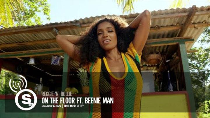 Reggie 'N' Bollie - On The Floor ft. Beenie Man
