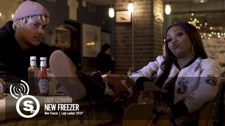 Lady Leshurr - New Freezer