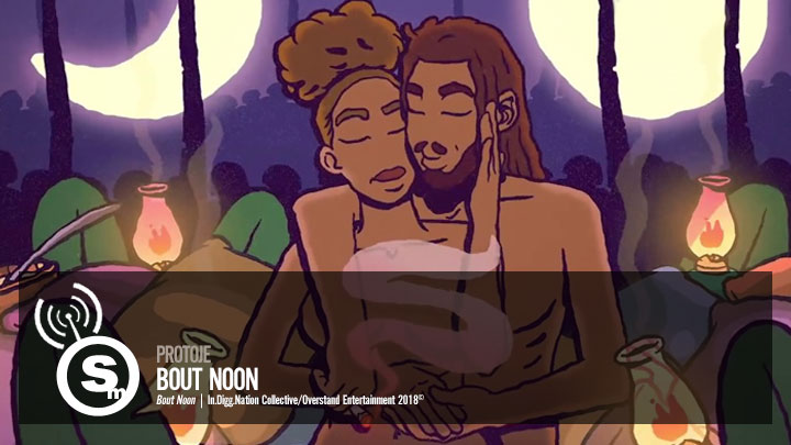 Protoje - Bout Noon (Lyric)