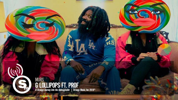 Murs - G Lollipops ft. Prof