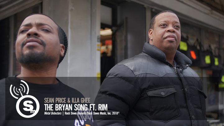 Sean Price & Illa Ghee - The Bryan Song ft. Rim