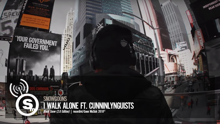 Snowgoons - I Walk Alone ft. CunninLynguists