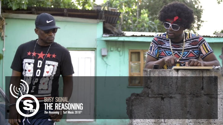 Busy Signal - The Reasoning