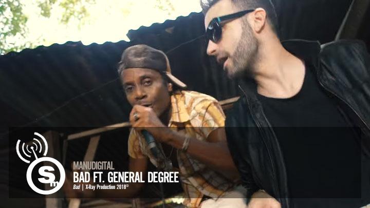 Manudigital - Bad ft. General Degree