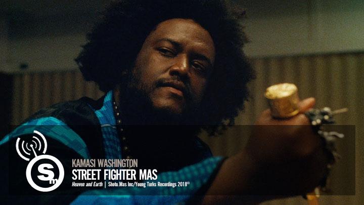 Kamasi Washington - Street Fighter Mas