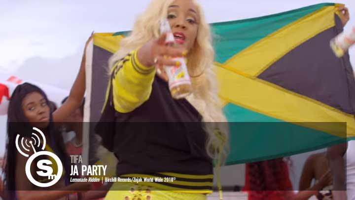 Tifa - JA Party