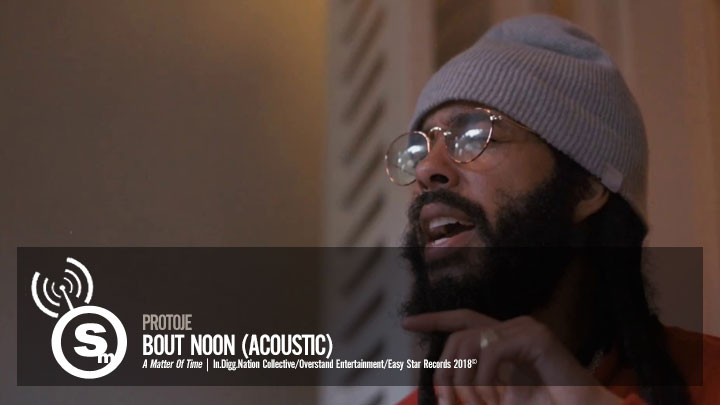 Protoje - Bout Noon (Acoustic)
