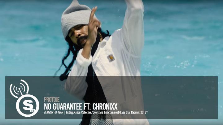 Protoje - No Guarantee ft. Chronixx