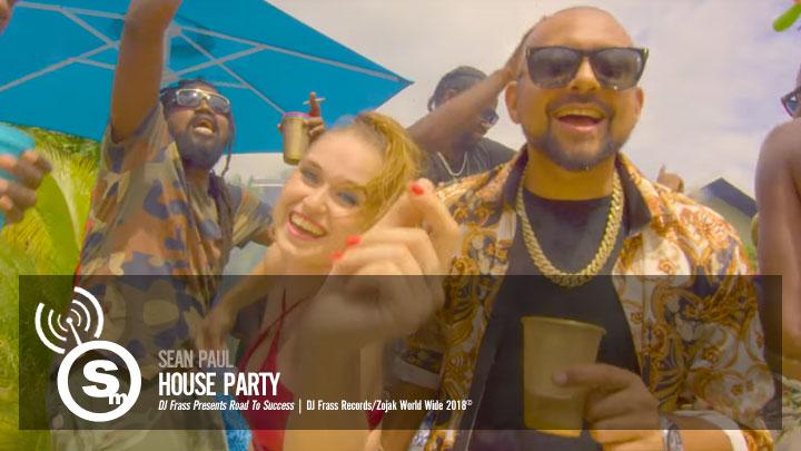 Sean Paul - House Party