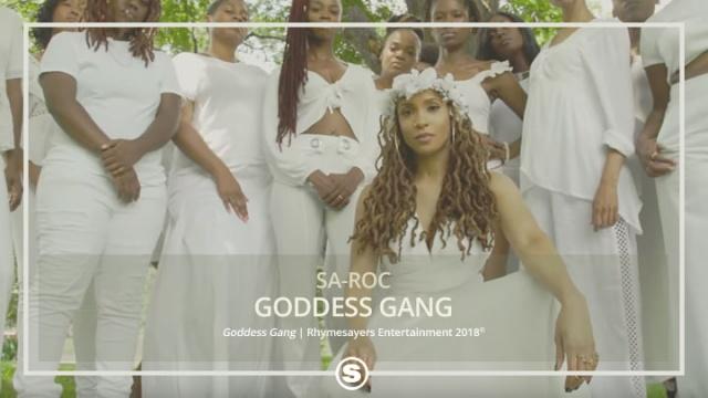 Sa-Roc - Goddess Gang