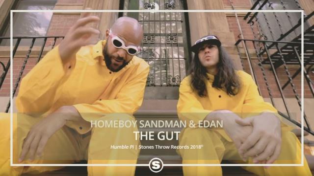Homeboy Sandman & Edan - The Gut