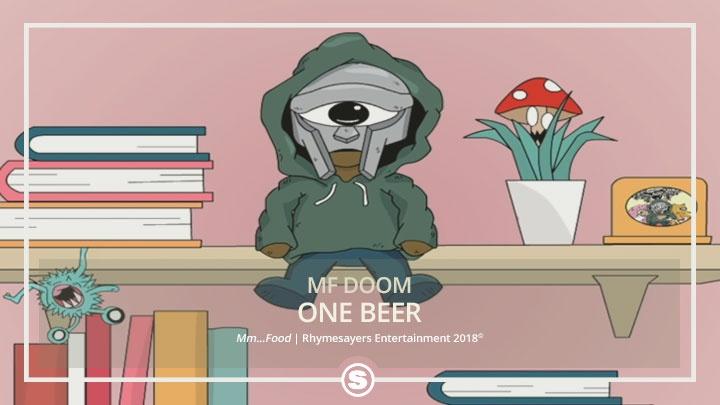 MF Doom - One Beer
