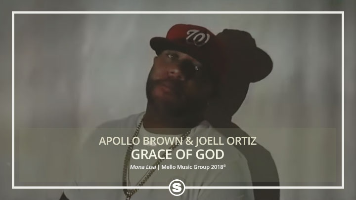 Apollo Brown & Joell Ortiz - Grace Of God