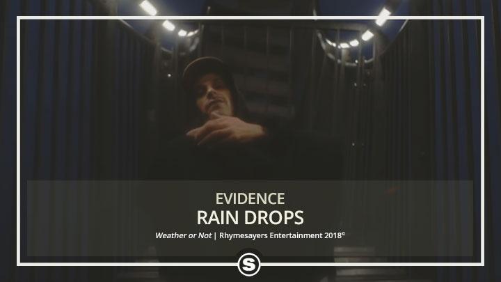 Evidence - Rain Drops