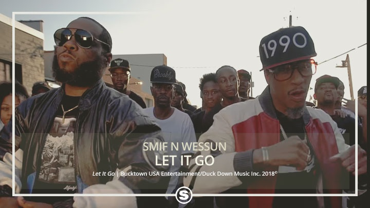 Smif N Wessun - Let It Go