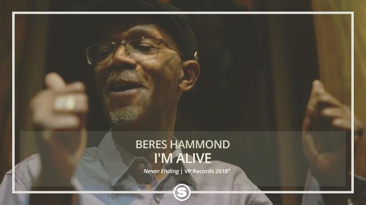 Beres Hammond - I'm Alive