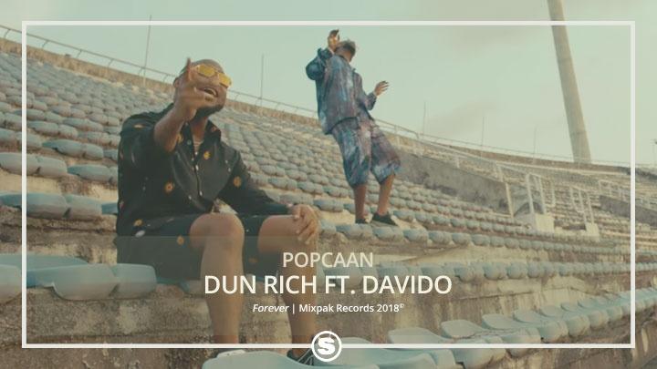 Popcaan - Dun Rich ft. Davido