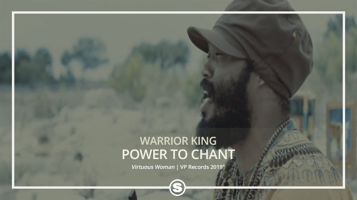 Warrior King - Power to Chant