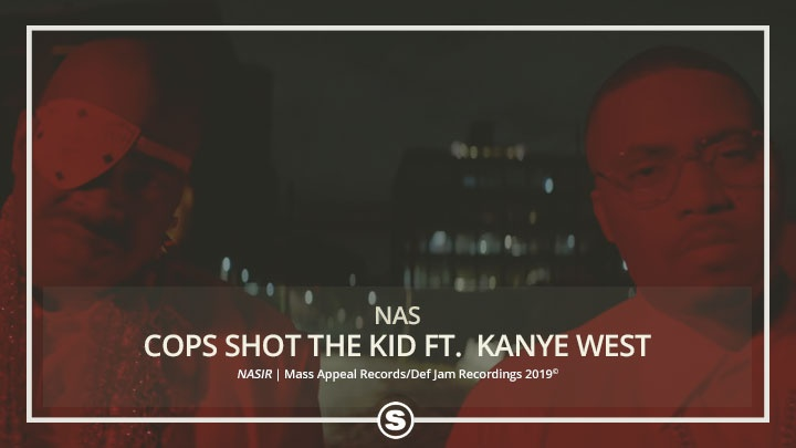 Nas - Cops Shot The Kid