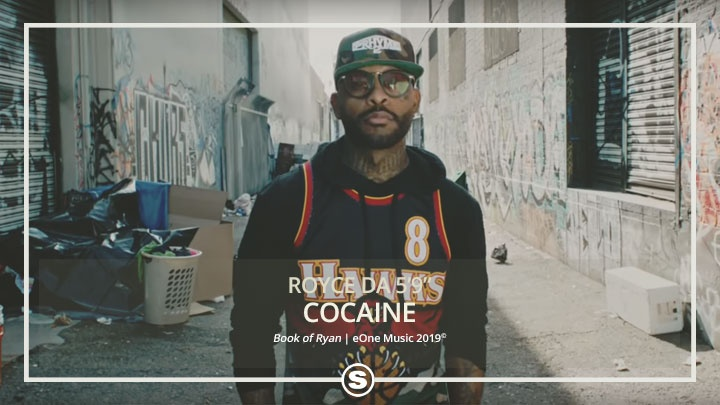 "Royce da 5'9"" - Cocaine"