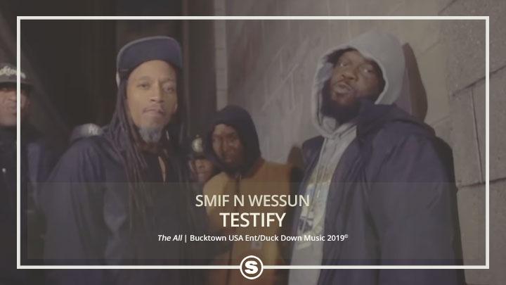 Smif N Wessun - Testify