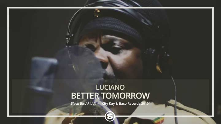 Luciano - Better Tomorrow