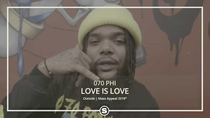 070 Phi - Love Is Love