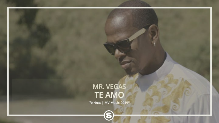 Mr. Vegas - Te Amo