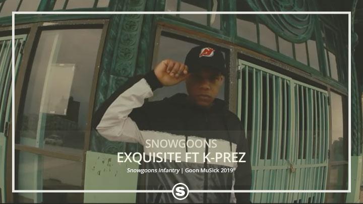 Snowgoons - Exquisite ft. K-Prez