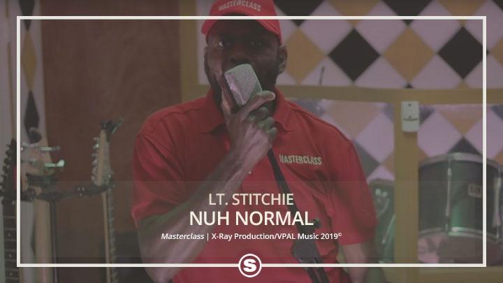 Lt. Stitchie - Nuh Normal