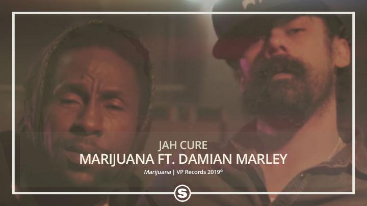 Jah Cure - Marijuana ft. Damian Marley