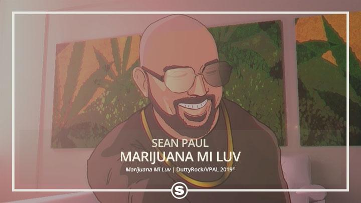 Sean Paul - Marijuana Mi Luv