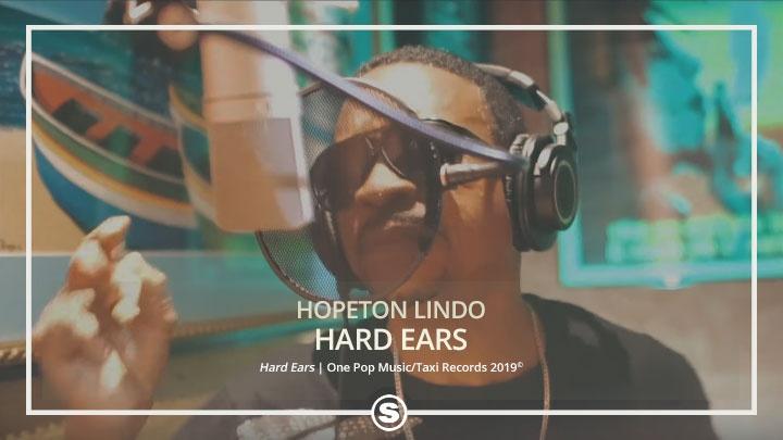 Hopeton Lindo - Hard Ears