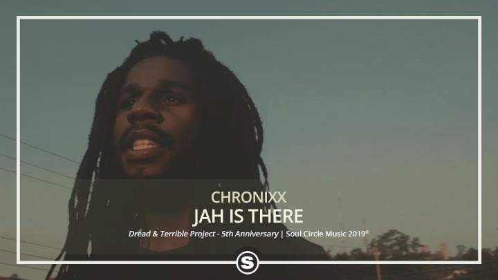Chronixx - Jah Is There