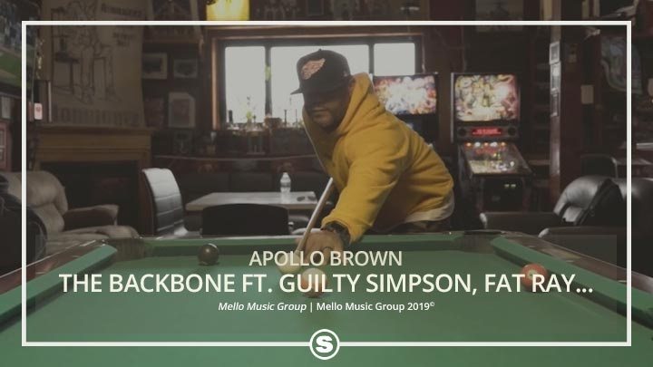 Apollo Brown - The Backbone