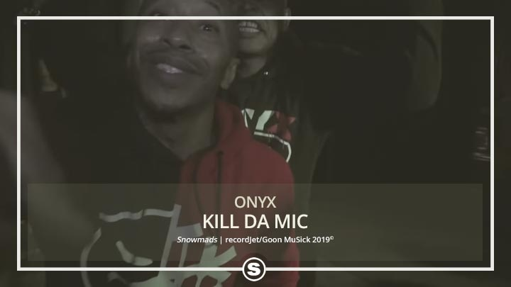 Onyx - Kill Da Mic