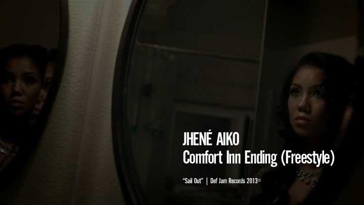 Jhené Aiko - Comfort Inn Ending (Freestyle)