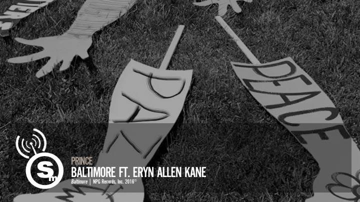 Prince - Baltimore ft. Eryn Allen Kane