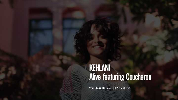 Kehlani - Alive ft. Coucheron
