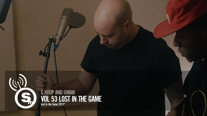 G Koop & O-Man Vol. 53: Lost In the Game ft. Tajai, Izrell & London