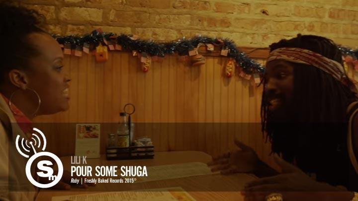 Lili K. - Pour Some Shuga