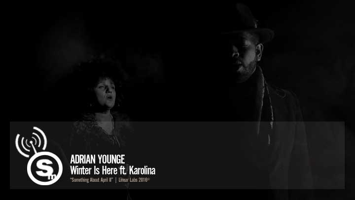 Adrian Younge - Winter Is Here ft Karolina